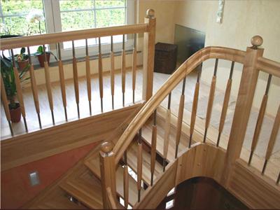 Лестница для каркасного дома