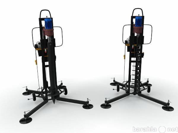 Оборудование для вкручивания винтовых свай
