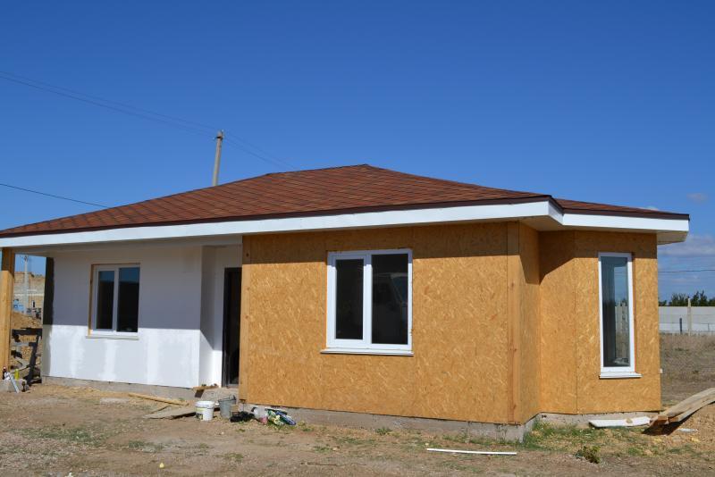 Современные методы постройки жилья